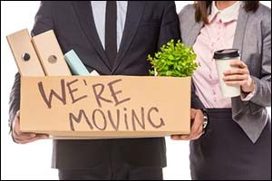 Moving Commercial Office in New Bedford