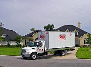 Portable Storage Truck