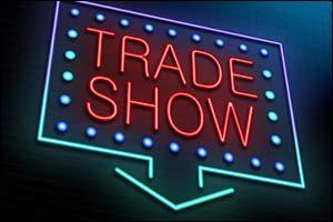 Trade show moving logistics